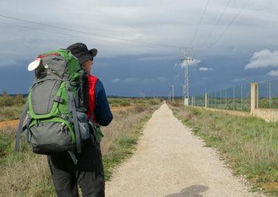"""""""Pilgerweg"""" vom Rennsteig zum Knüllfeld"""