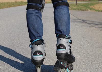 Rollerskater- / Inliner-Strecke