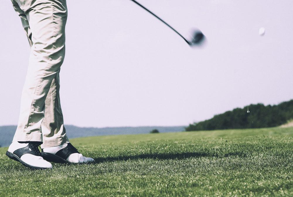 Golfplatz mit Gastronomie