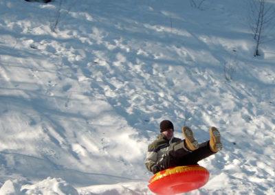 Snowtubing / Sommertubing
